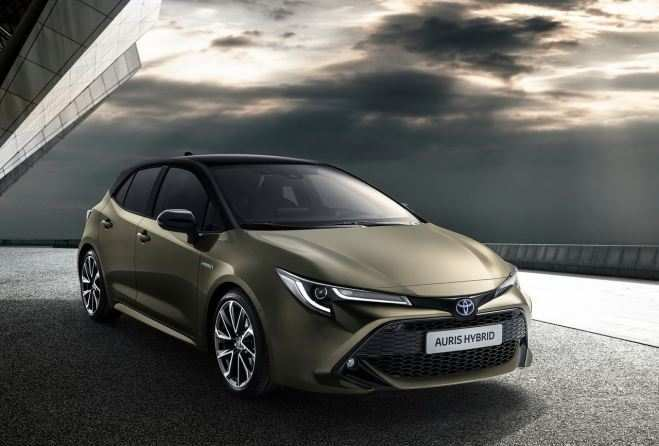70 The Best Toyota Auris 2019 Release Date Exterior And Interior