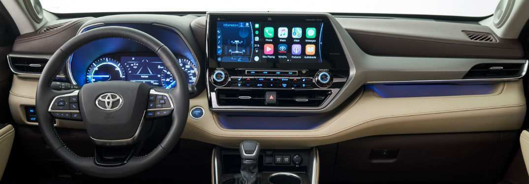 70 The Best Toyota Highlander 2020 Interior History