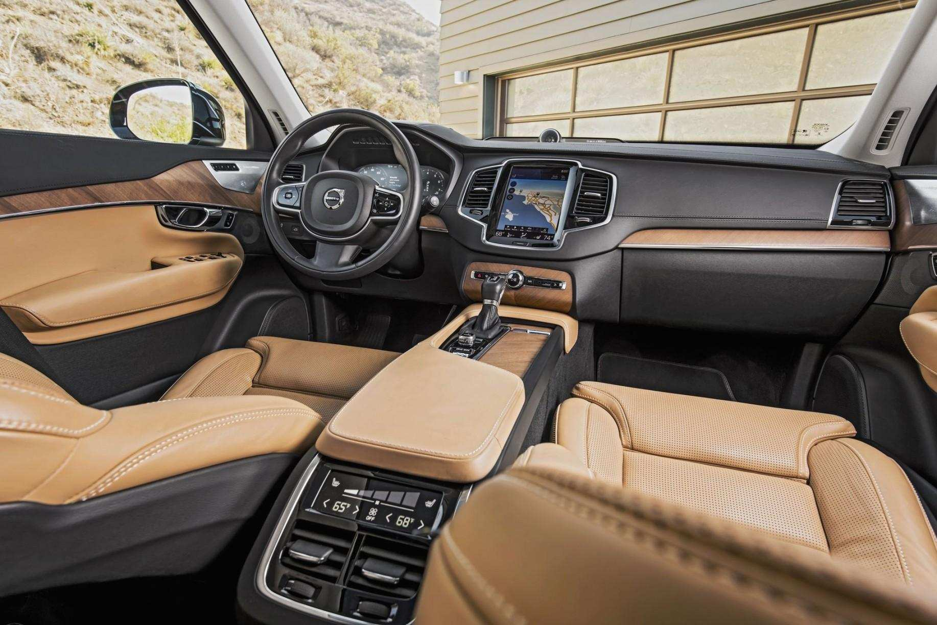 70 The Best Volvo Xc90 2019 Interior Spy Shoot