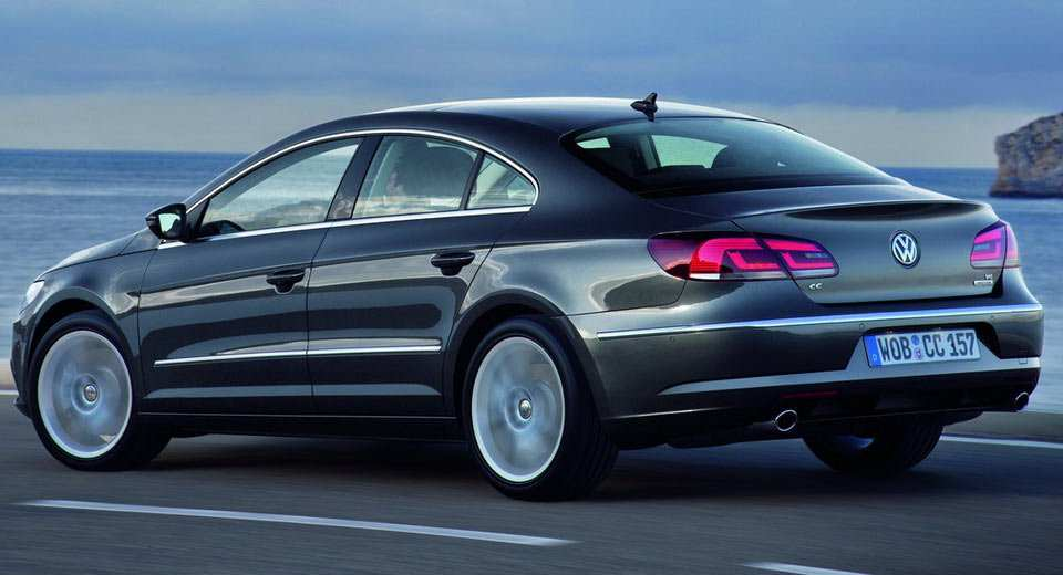 70 The Next Generation Vw Cc Style