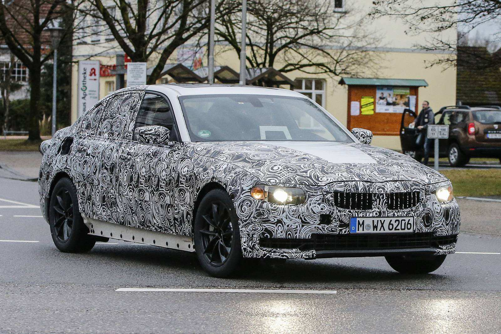 70 The Spy Shots BMW 3 Series Wallpaper
