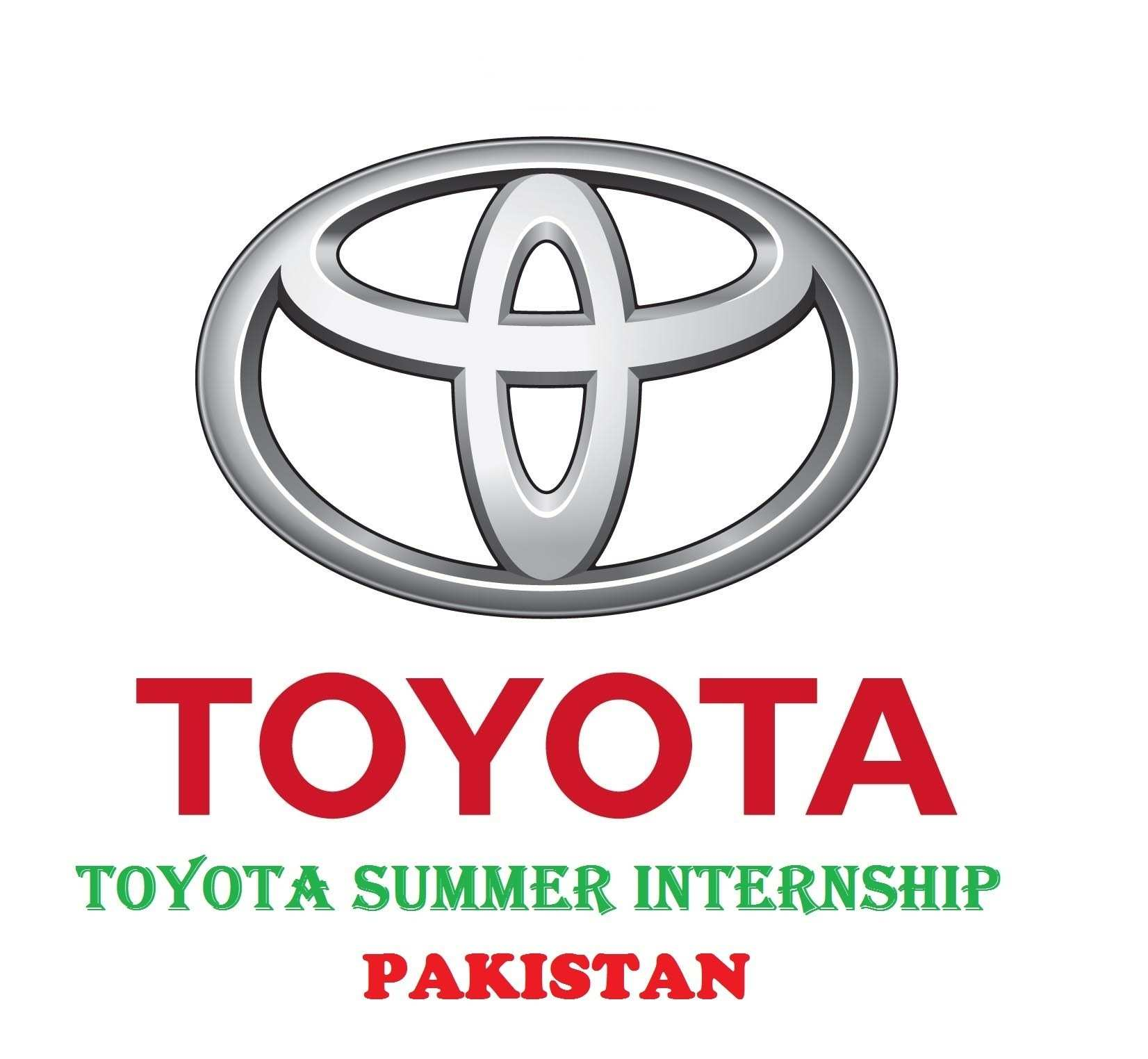 70 The Toyota Internship 2019 History