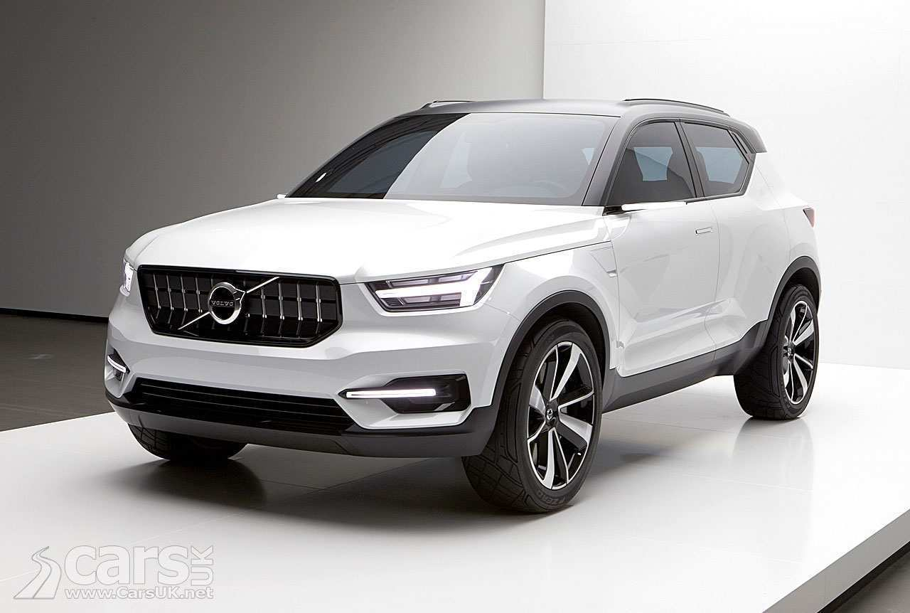 70 The Volvo 2019 Electric New Concept