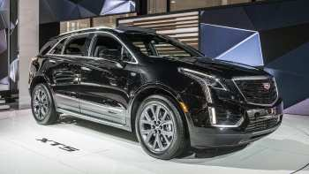 71 A 2019 Cadillac XT5 Picture