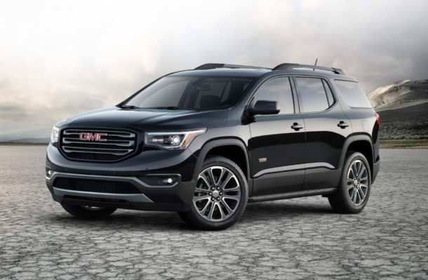 71 A 2019 GMC Acadia Review And Release Date