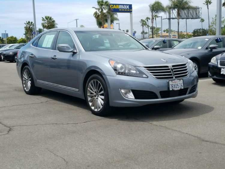 71 A 2019 Hyundai Equus Ultimate Model