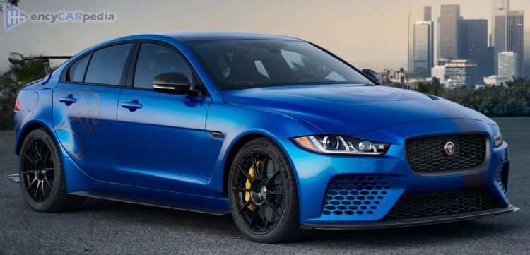 71 A 2019 Jaguar Project 8 New Concept