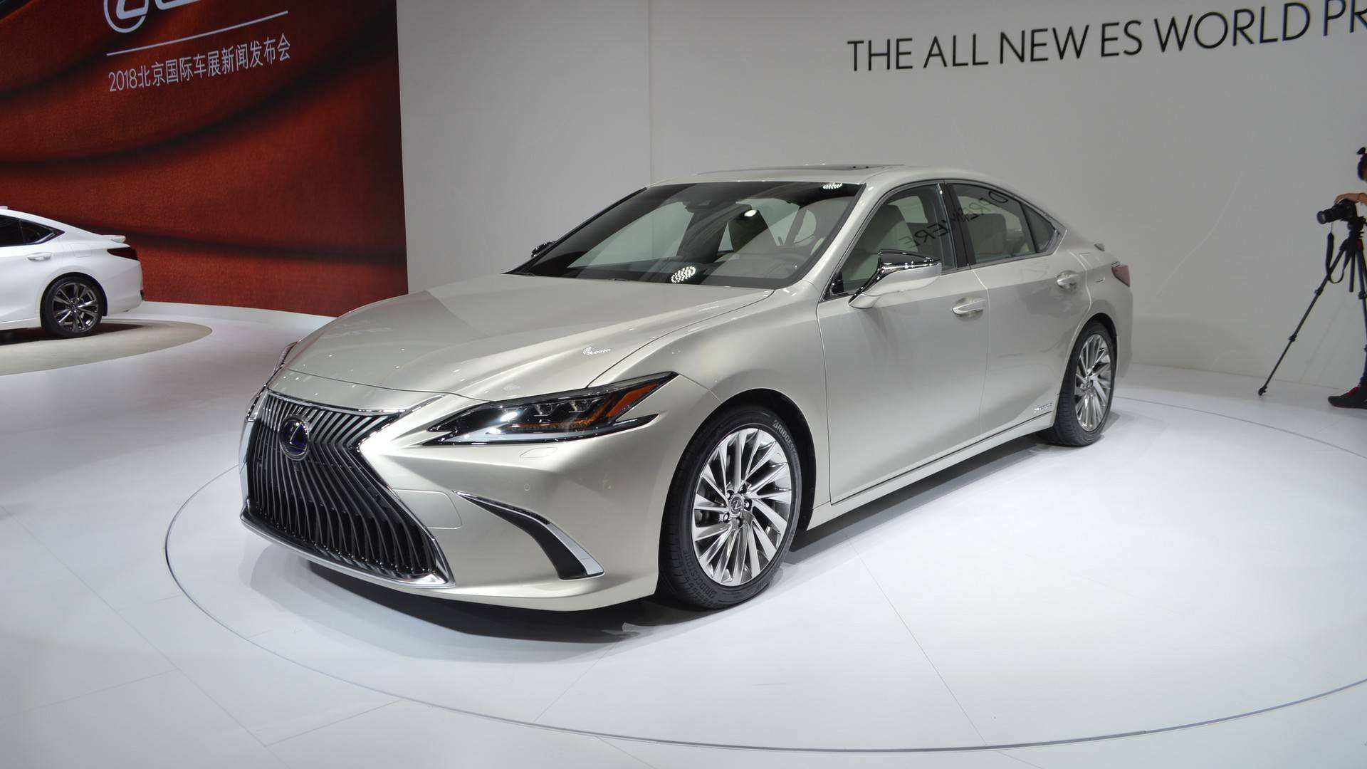 71 A 2019 Lexus ES Redesign And Concept