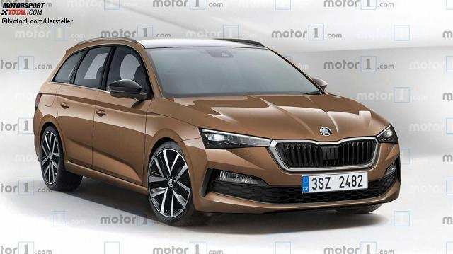 71 A 2019 New Skoda Superb New Review