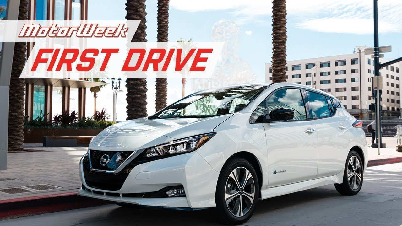 71 A 2019 Nissan Leaf Price Design And Review