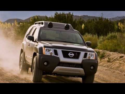 71 A 2019 Nissan Xterra Release Date And Concept