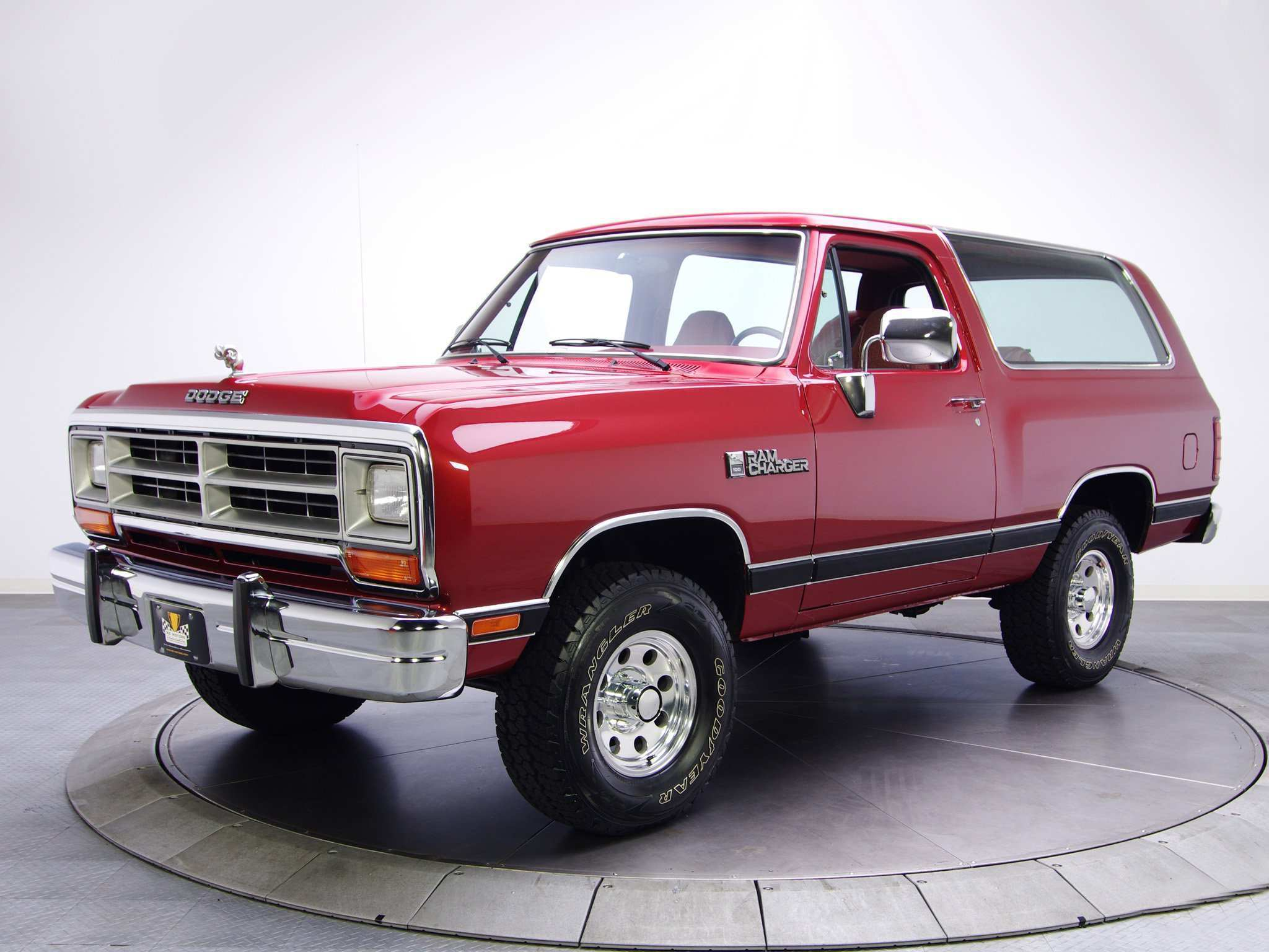71 A 2019 Ramcharger History