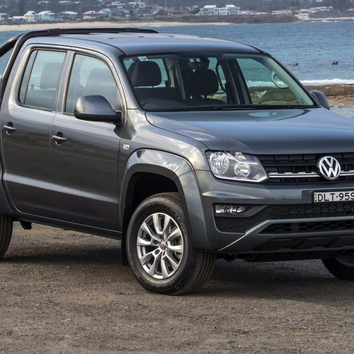 71 A 2019 VW Amarok Wallpaper