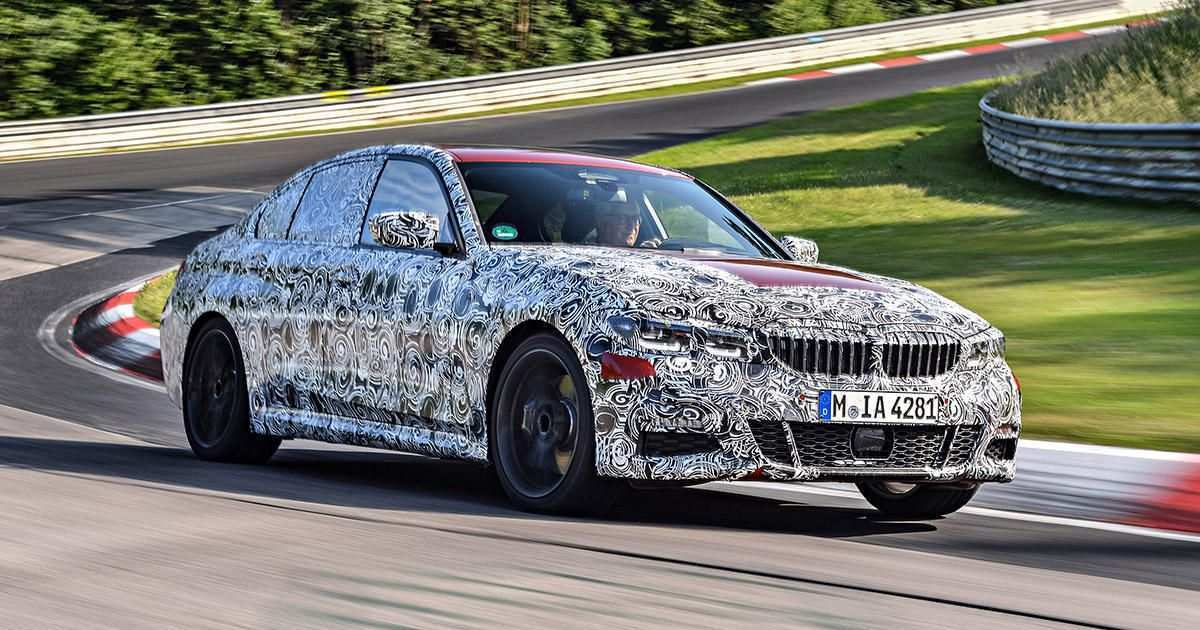 71 A 2020 BMW 3 Series Brings Spesification
