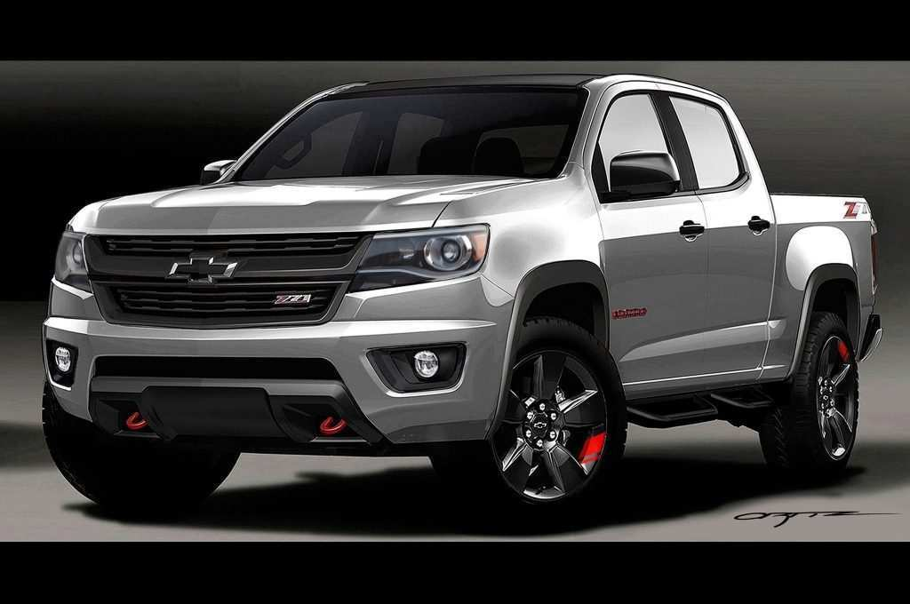 71 A 2020 Chevy Colorado Going Launched Soon Price And Release Date