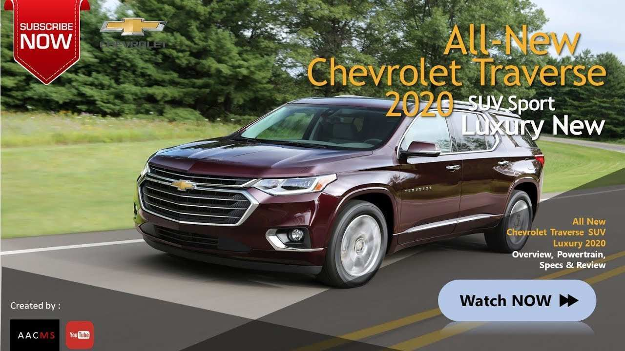 71 A 2020 Chevy Traverse Engine