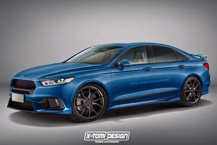 71 A 2020 Ford Taurus Research New
