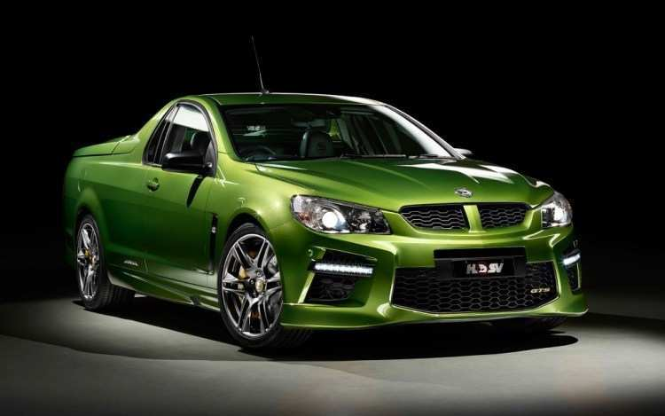 71 A 2020 Holden Commodore Gts Engine