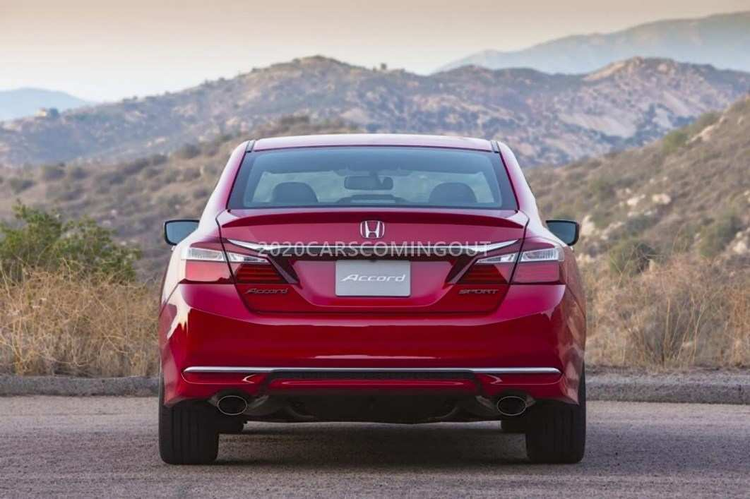 71 A 2020 Honda Accord Hybrid Release Date And Concept