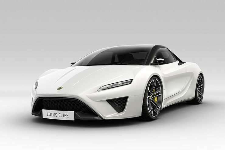 71 A 2020 The Lotus Evora Performance And New Engine