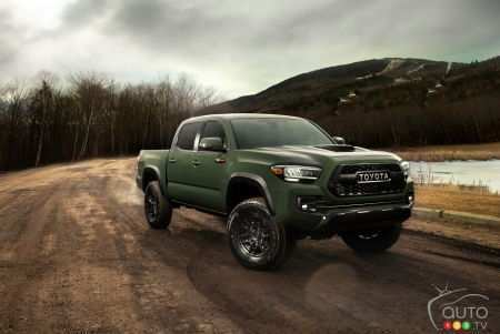 71 A 2020 Toyota Tacoma Price Design And Review