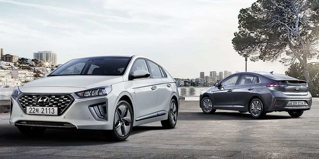 71 A Hyundai Ioniq 2020 Reviews