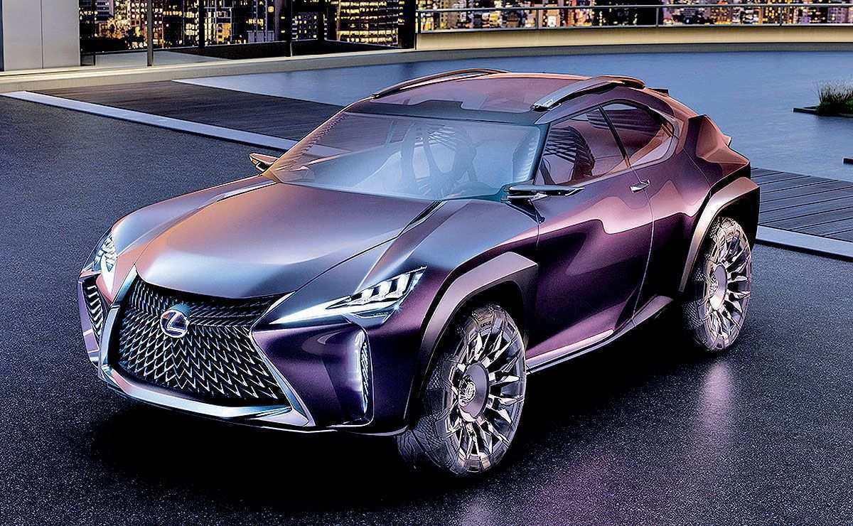 71 A Lexus Models For 2019 Spy Shoot