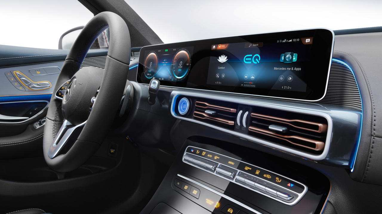 71 A Mercedes Benz Eqc 2019 Review And Release Date
