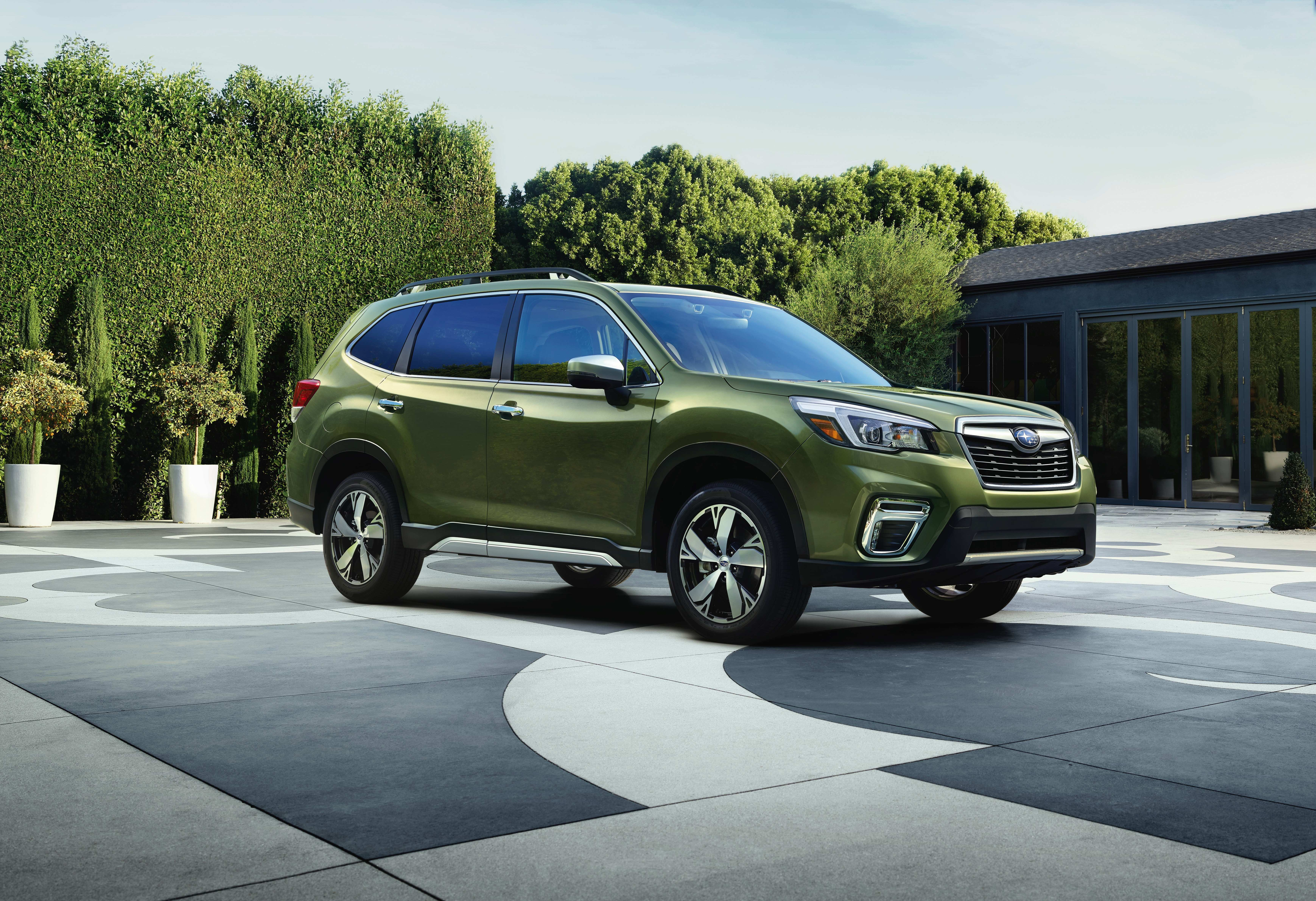 71 A New Generation 2020 Subaru Forester Release Date And Concept