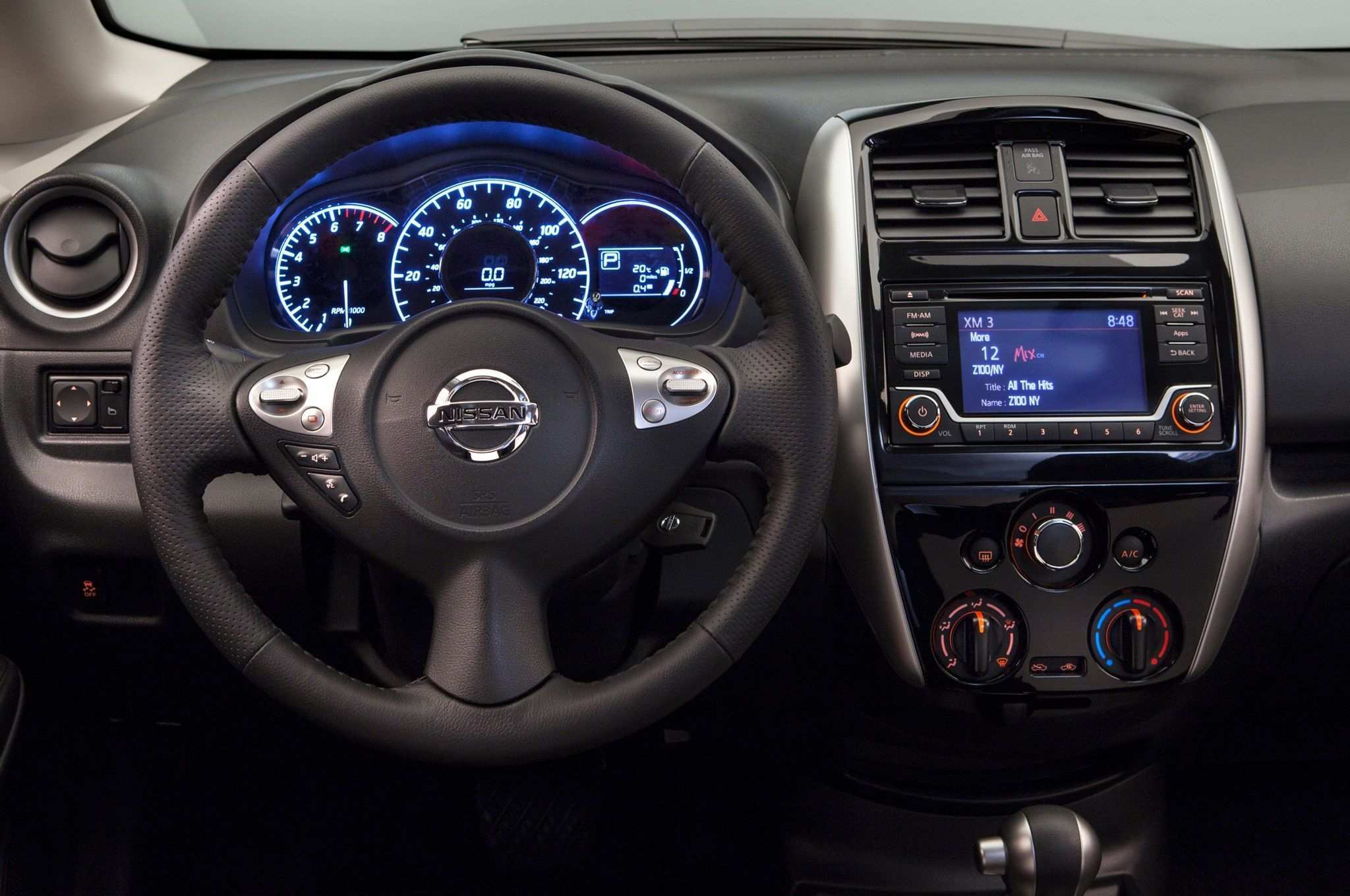 71 A Nissan Versa 2019 Interior Performance And New Engine