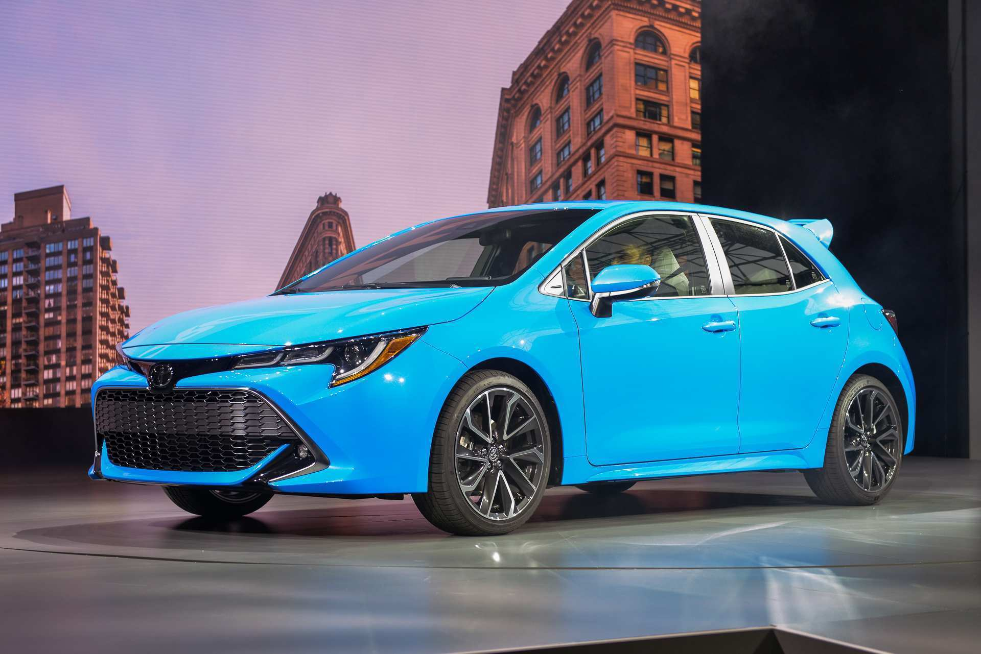 71 A Toyota Hatchback 2019 Performance And New Engine