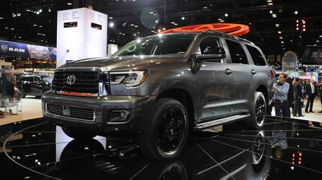 71 A Toyota Sequoia 2019 Redesign Review