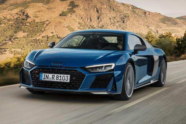 71 All New 2019 Audi R8 E Tron Release Date And Concept