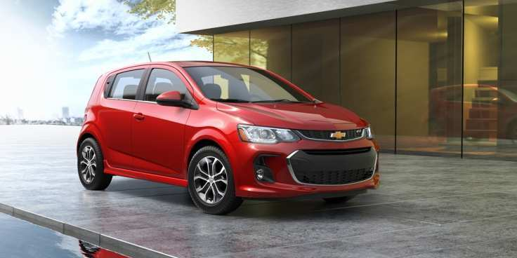 71 All New 2019 Chevy Sonic Specs And Review