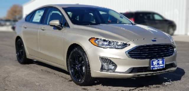 71 All New 2019 Ford Fusion Interior