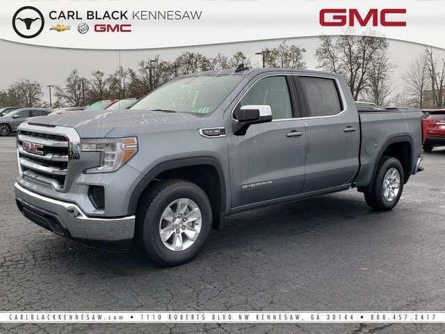71 All New 2019 GMC Sierra 1500 Picture
