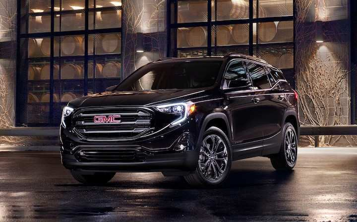 71 All New 2019 GMC Terrain Release Date And Concept