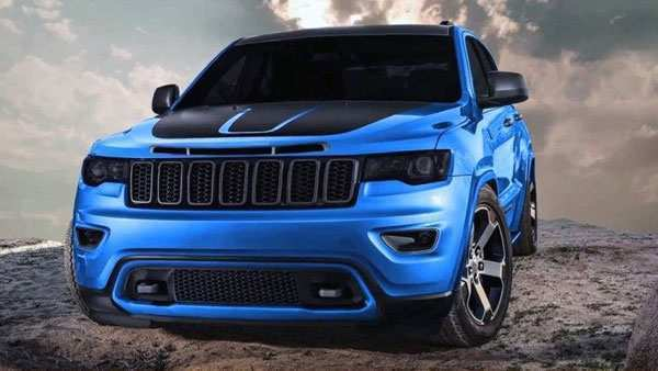 71 All New 2019 Grand Cherokee Srt Hellcat Price And Release Date