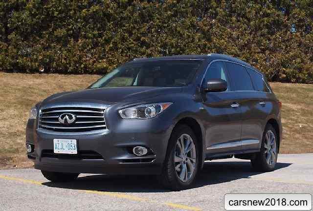 71 All New 2019 Infiniti QX60 Hybrid Concept