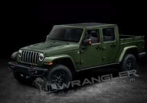 71 All New 2019 Jeep Comanche Pictures