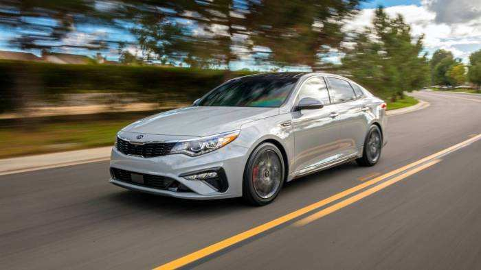 71 All New 2019 Kia OptimaConcept Price