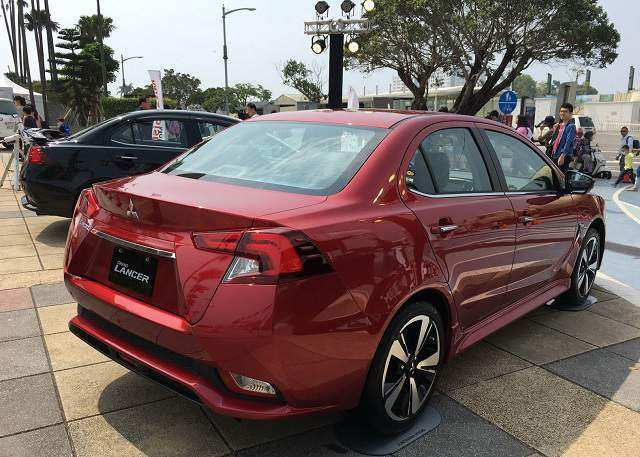 71 All New 2019 Mitsubishi Lancer New Model And Performance