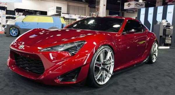 71 All New 2019 Scion Frs Exterior And Interior