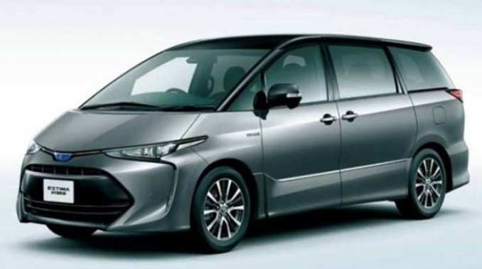 71 All New 2019 Toyota Estima Review And Release Date
