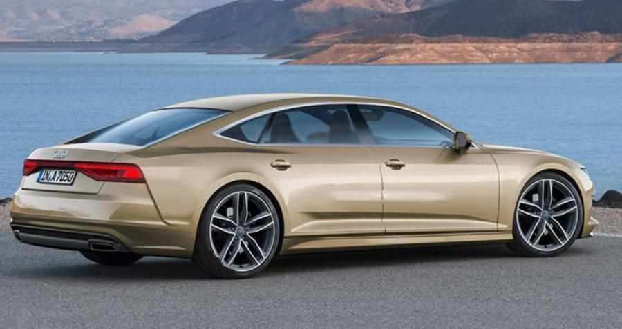 71 All New 2020 All Audi A7 Pictures