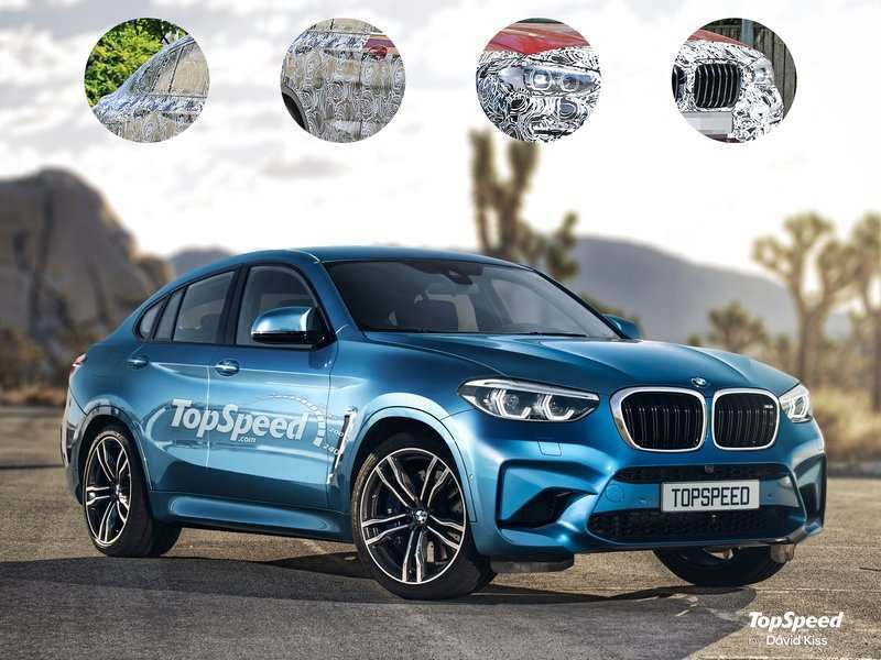 71 All New 2020 BMW X4 Exterior