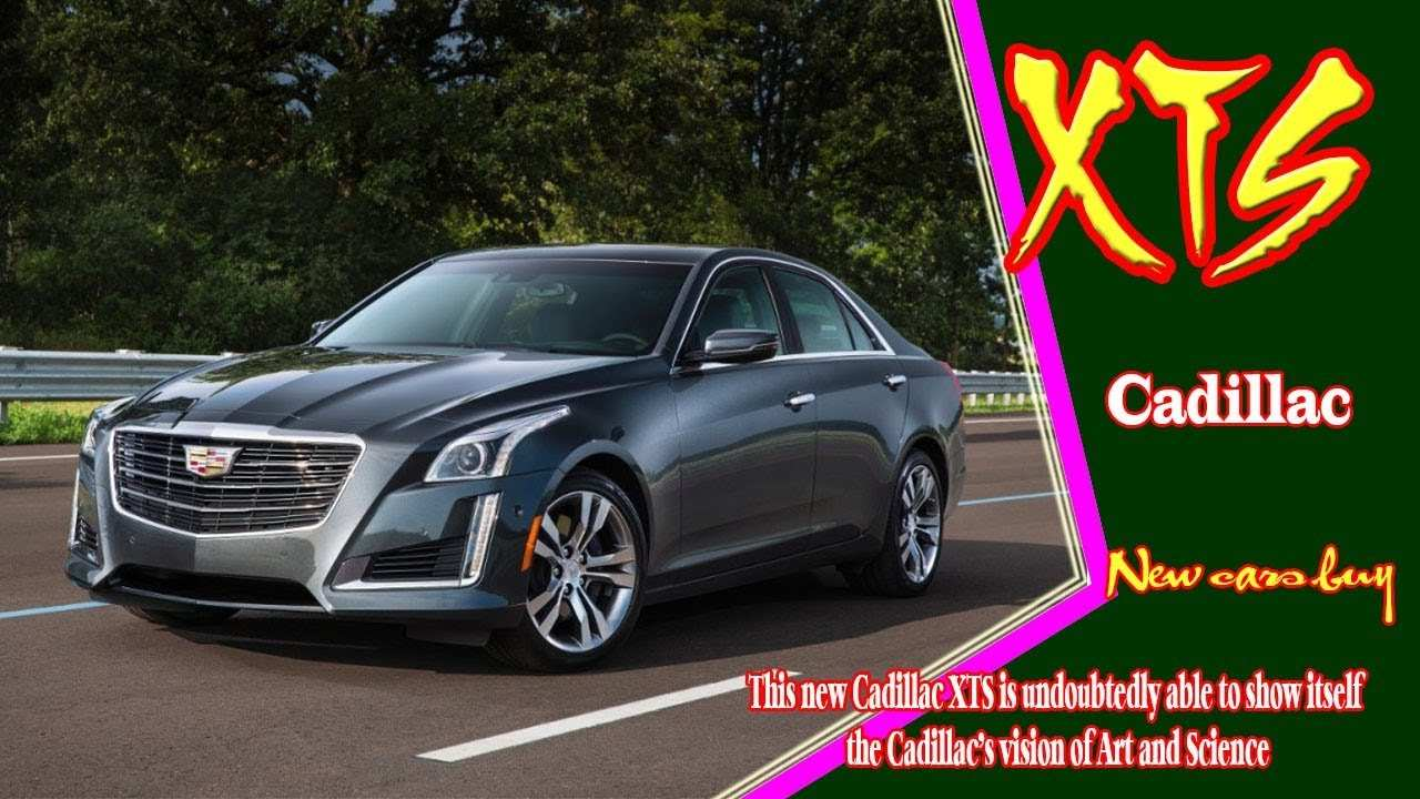 71 All New 2020 Cadillac Xts Premium New Model And Performance