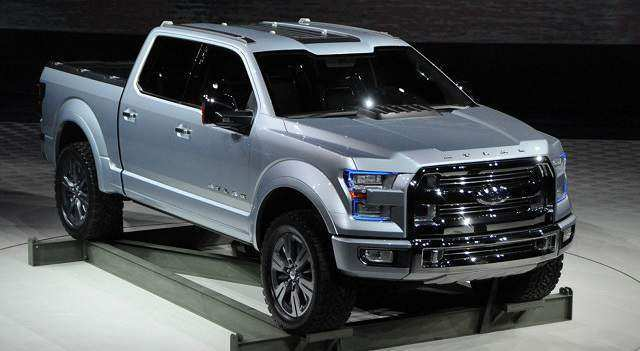 71 All New 2020 Ford Atlas Engine Release Date And Concept