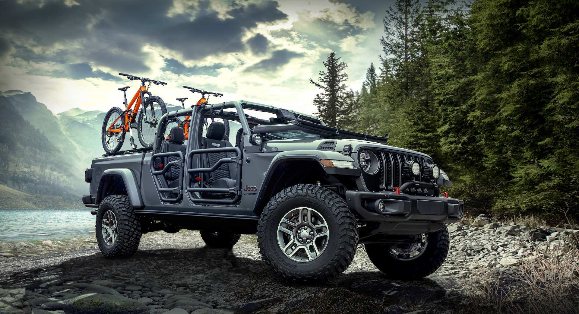 71 All New 2020 Jeep Gladiator Aftermarket Parts Ratings