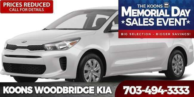 71 All New 2020 Kia Rio Redesign And Review